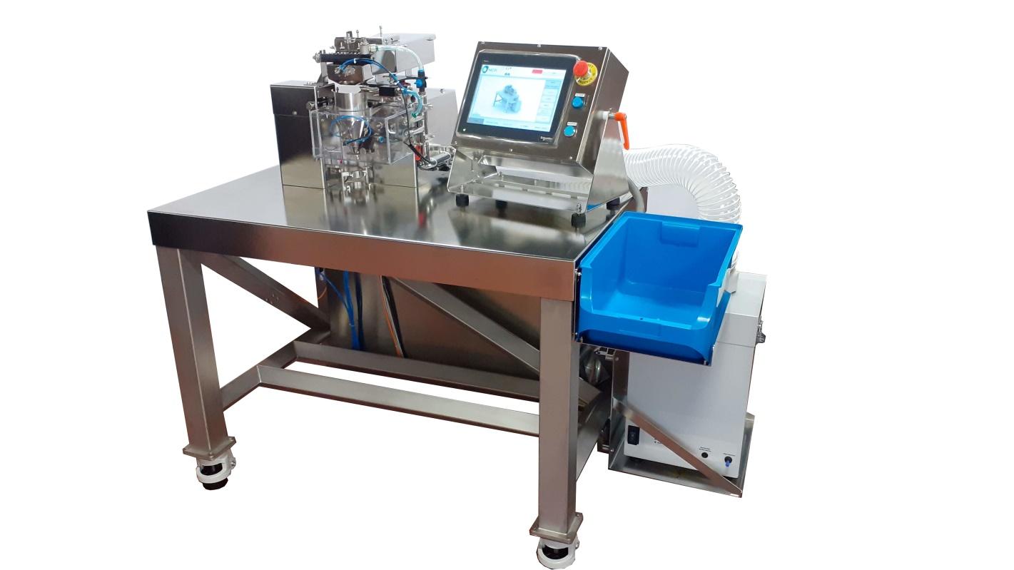 dosage unitaire poudre batch precision laboratoire